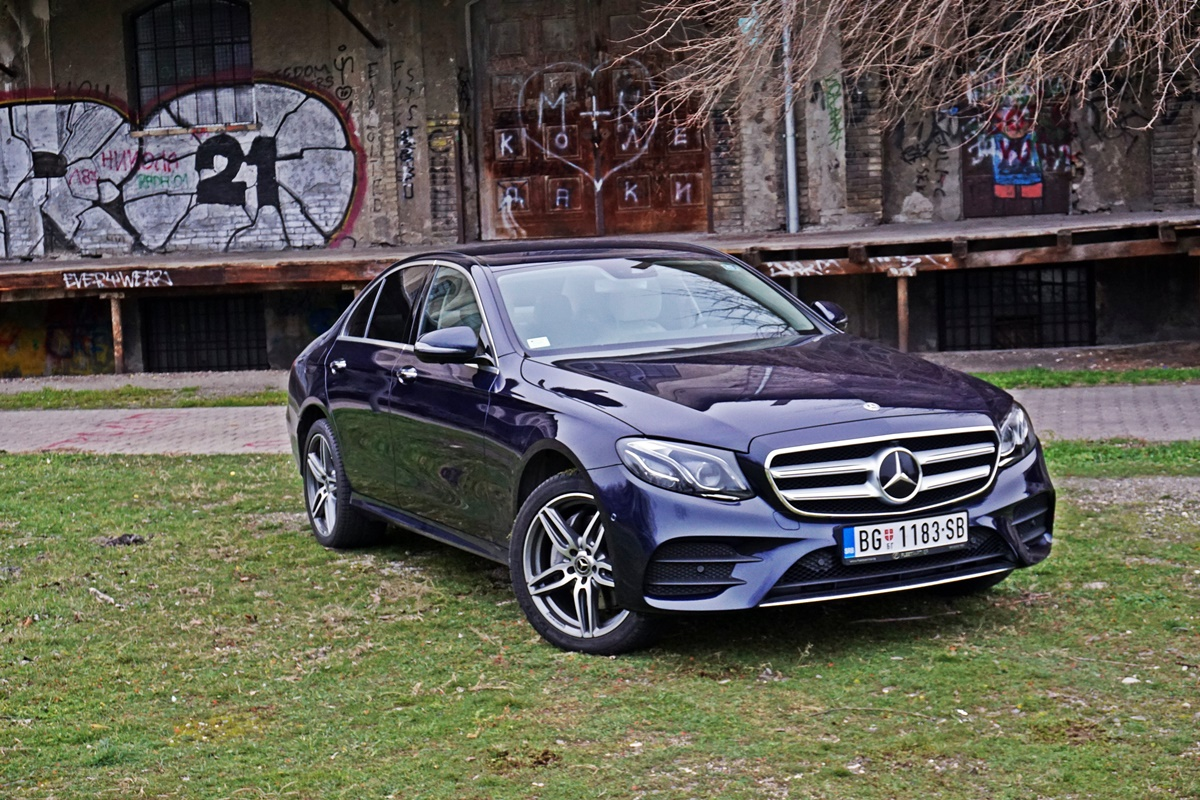 Mercedes-Benz E220d 4MATIC – Milokliz