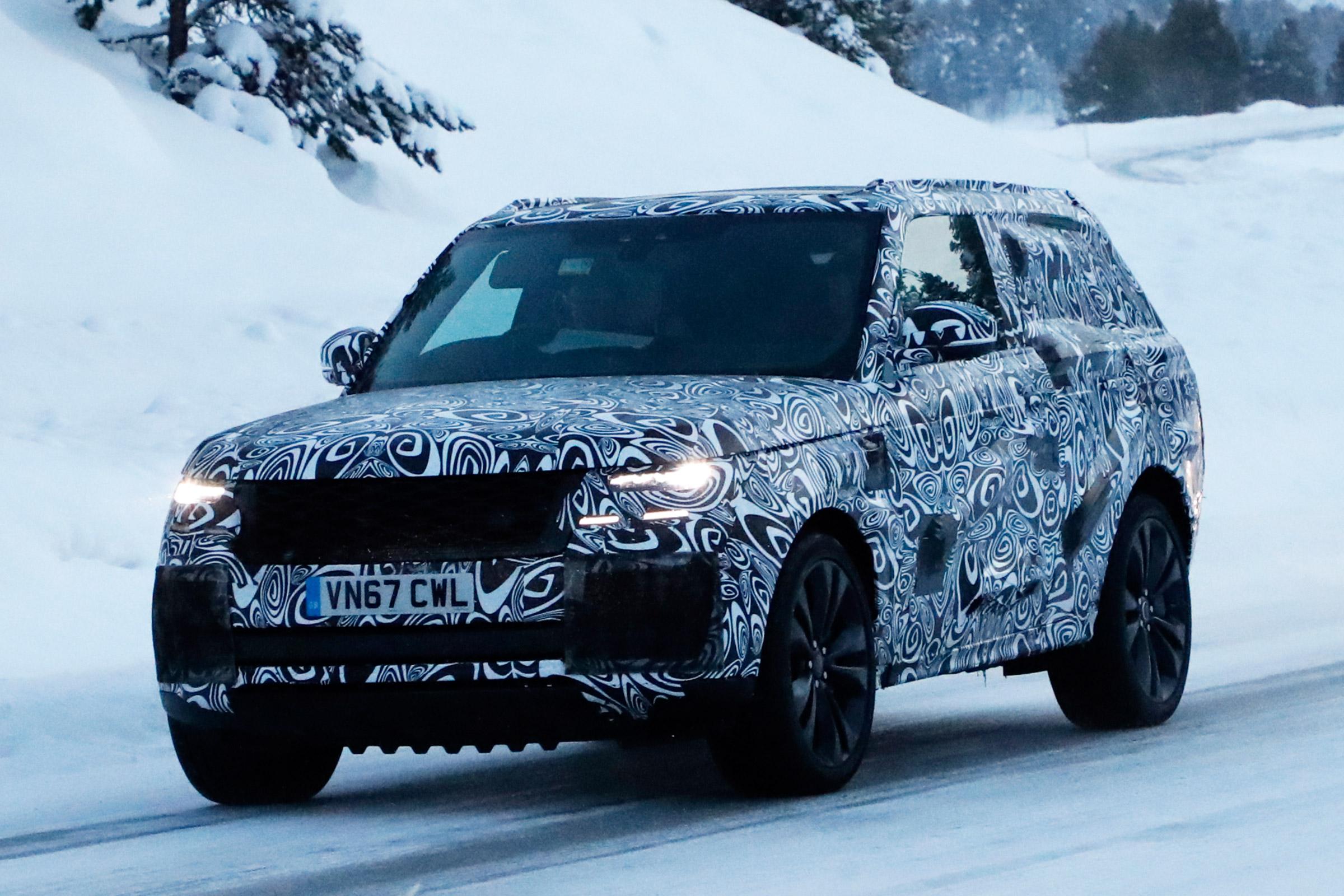 Range Rover razvija model sa dvoje vrata