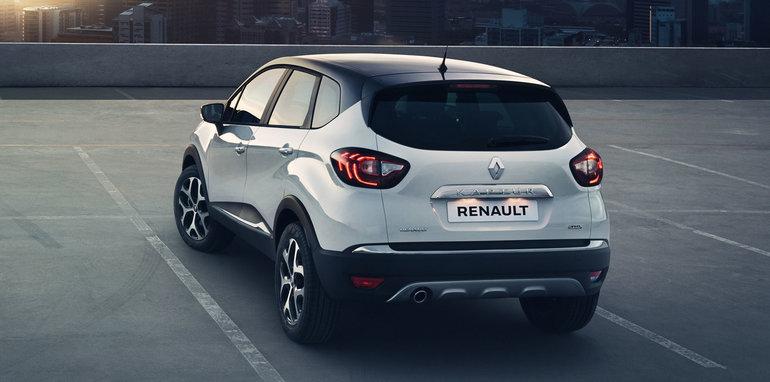 Renault sprema SUV kupe za rusko tržište