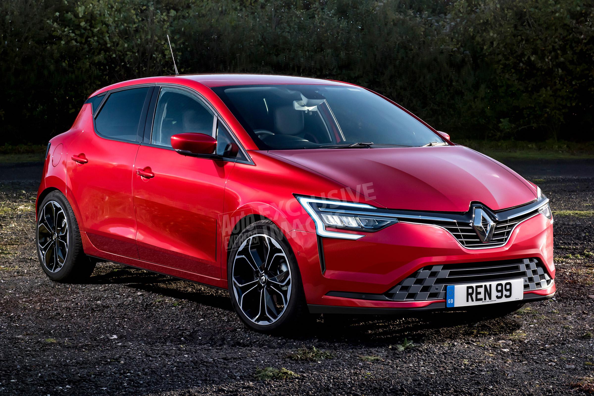 Renault Clio 2019 – prve informacije i fotografije