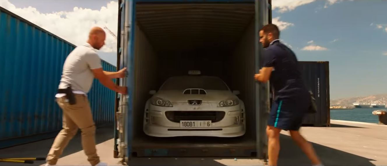 Trejler za film Taxi 5 (video)