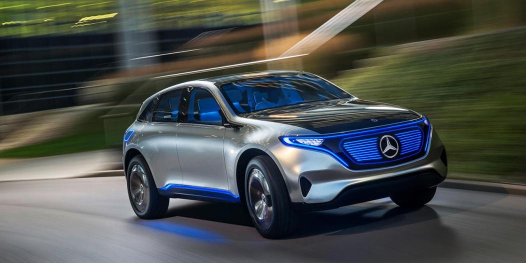 Mercedes: Plan plasmana novih modela do 2021. godine