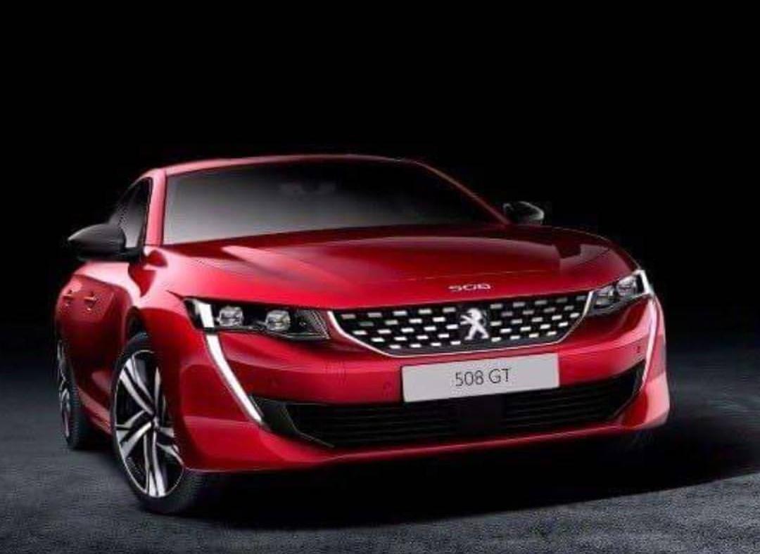 Prve procurele fotografije novog Peugeota 508 u serijskom izdanju (update)