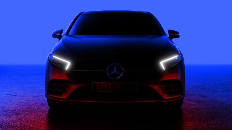 Mercedes-Benz A klase – premijera uživo iz Amsterdama (nove informacije)