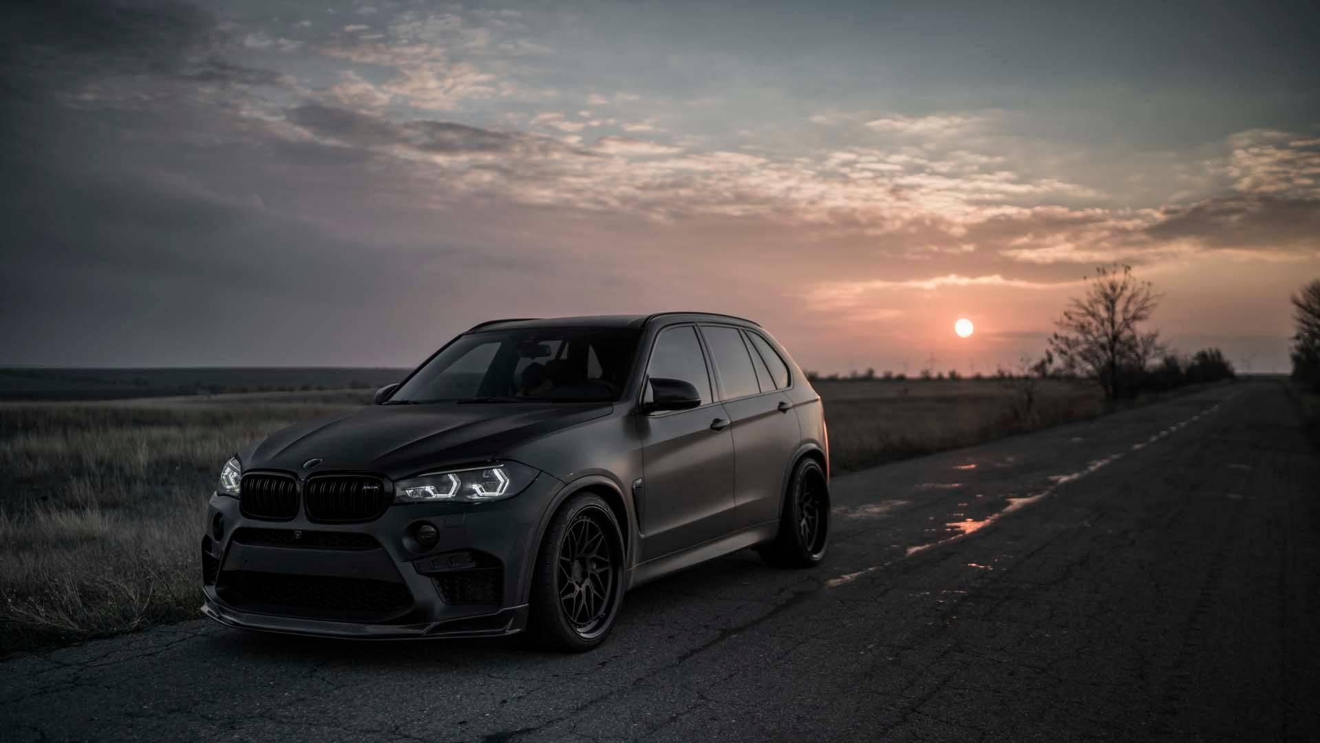 """BMW X5 M rezervisan za """"tamnu stranu"""" (galerija)"""
