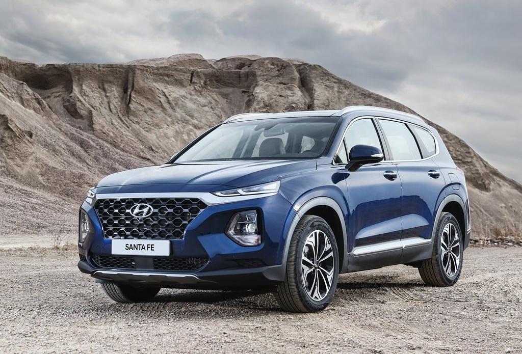 Hyundai Santa Fe (2019.) (galerija)