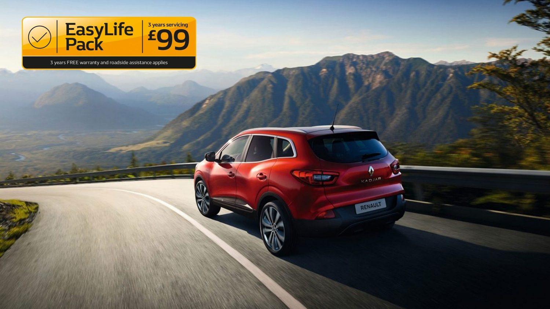 Renault u Velikoj Britanji redukuje garantni period sa četiri na tri godine