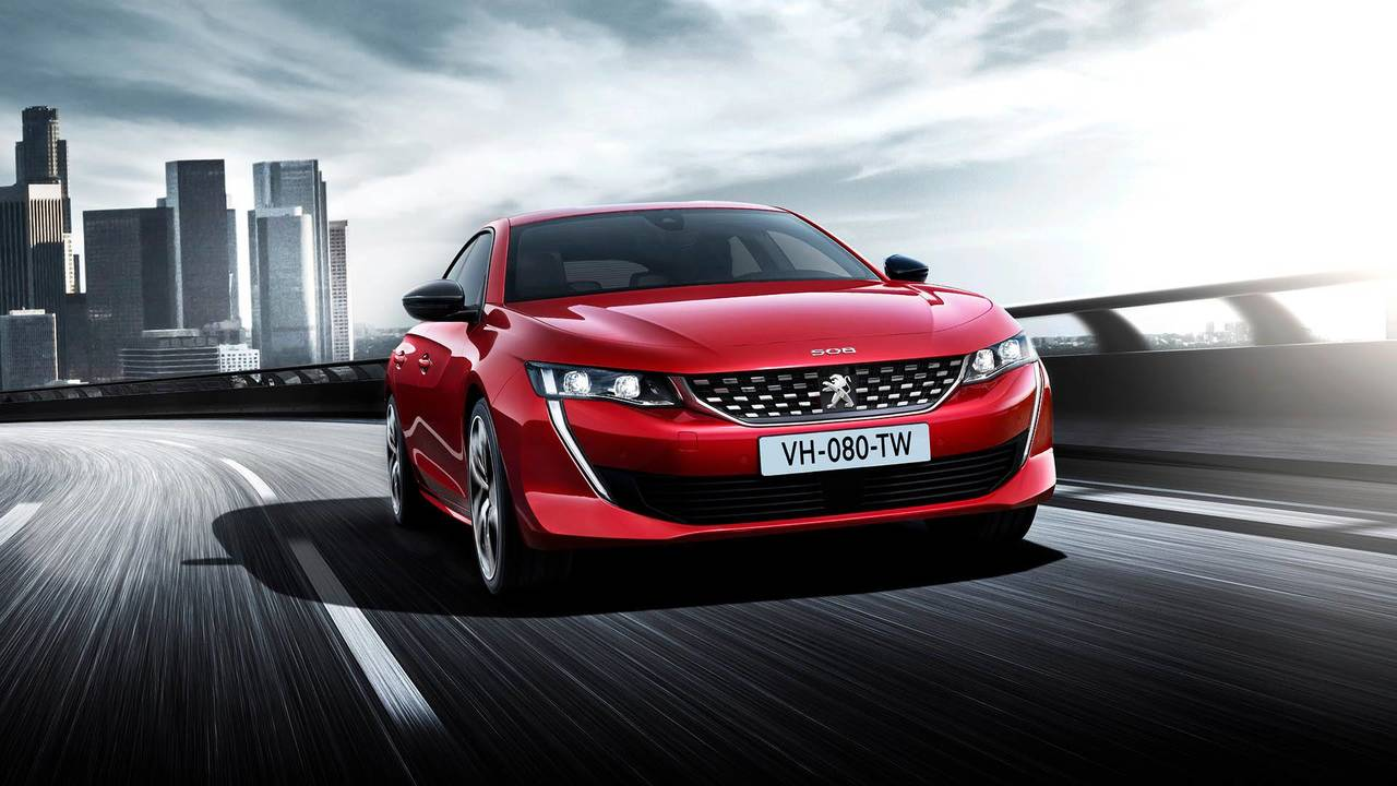 Novi Peugeot 508 (video i galerija)