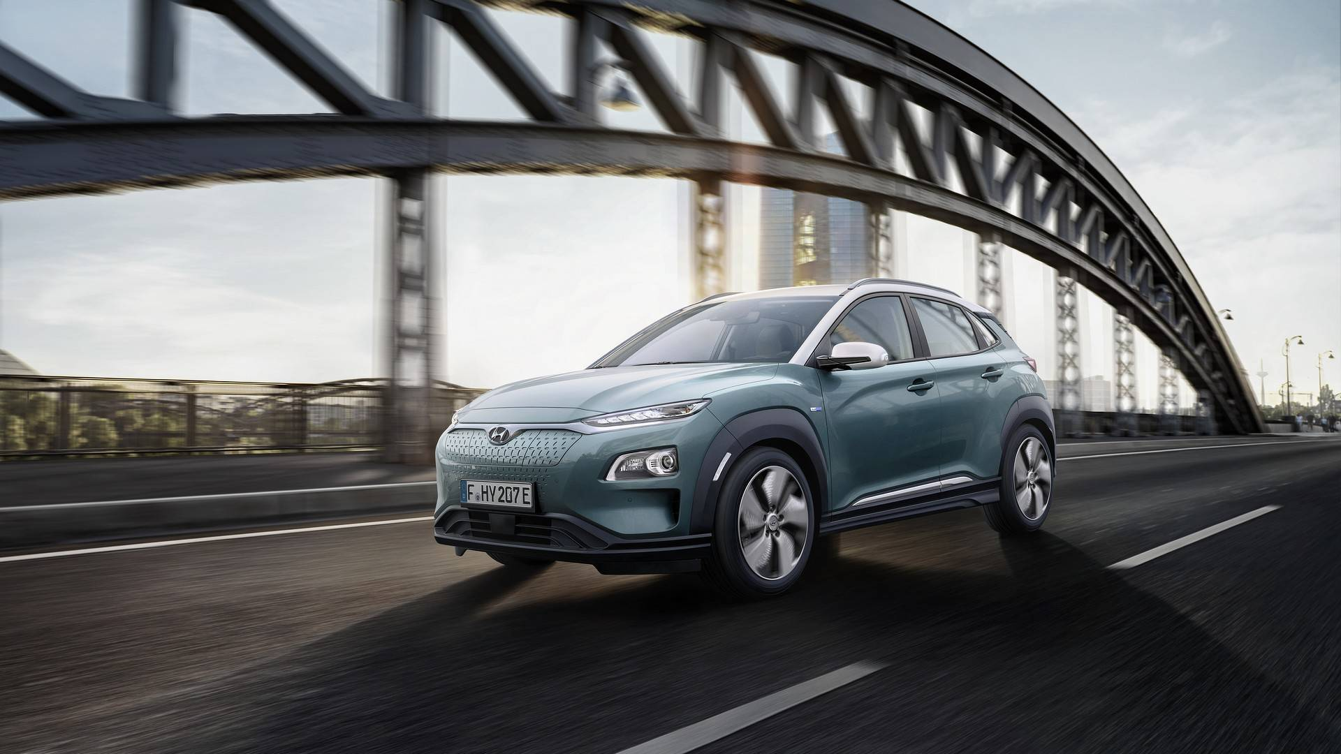 Hyundai Kona Electric u Ženevi (galerija i video)