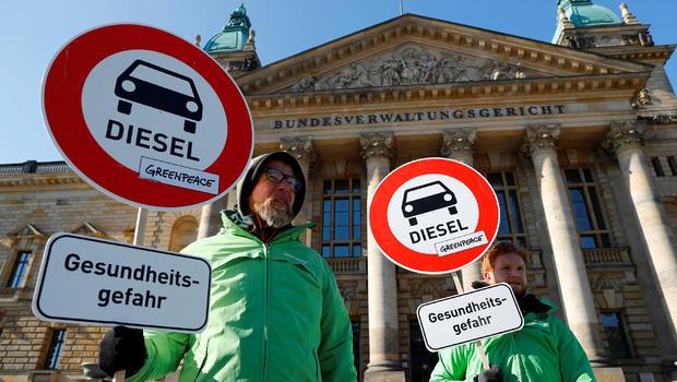 Vrhovni sud Nemačke presudio u korist zabrane dizela