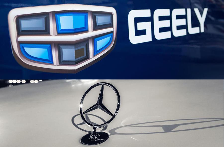 Geely postaje najveći akcionar u Daimleru?