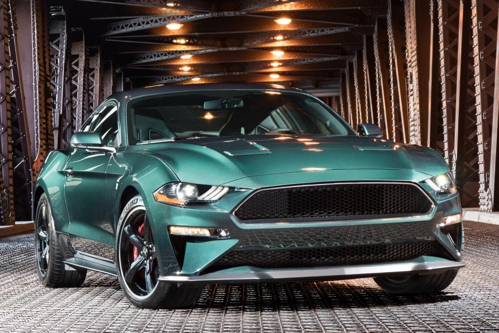 Ford Mustang Bullitt (2019.)