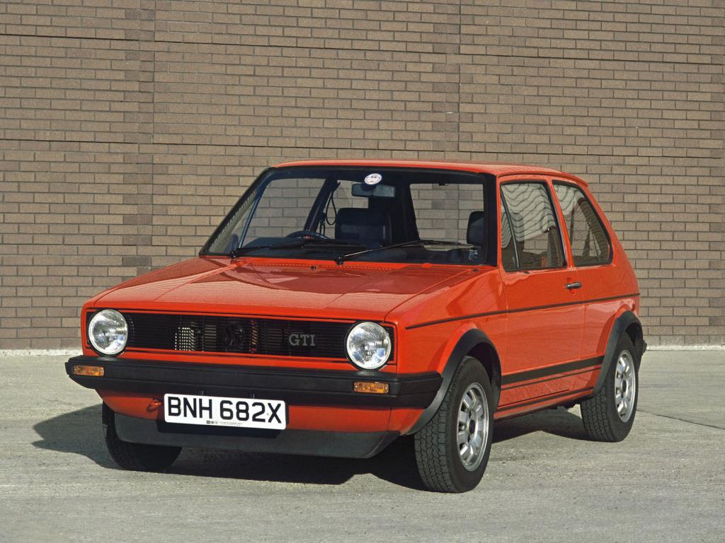Volkswagen Golf istorija: Golf I (treći deo)
