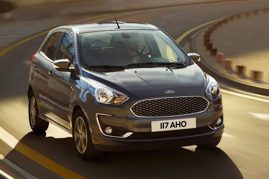 Ford kompletna gama, arhitekture i budući modeli (I deo)