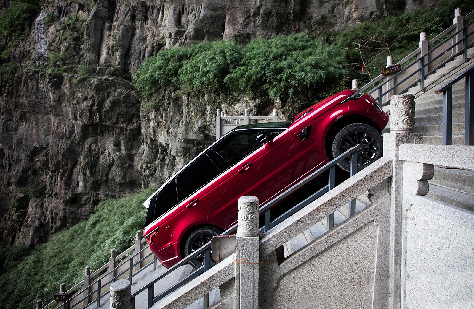 """Range Rover Sport PHEV na """"Zmajevom putu"""" (video)"""