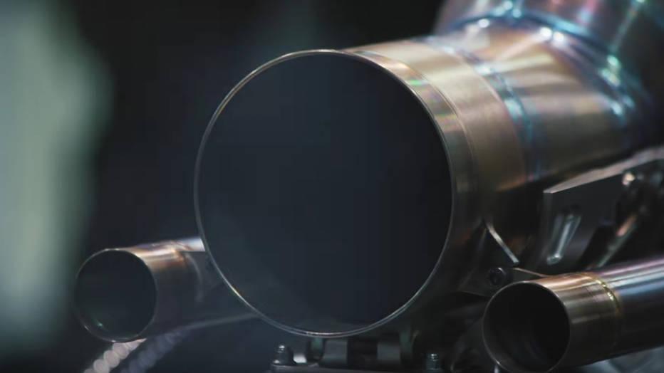 """Novi"" zvuk F1 motora (video)"