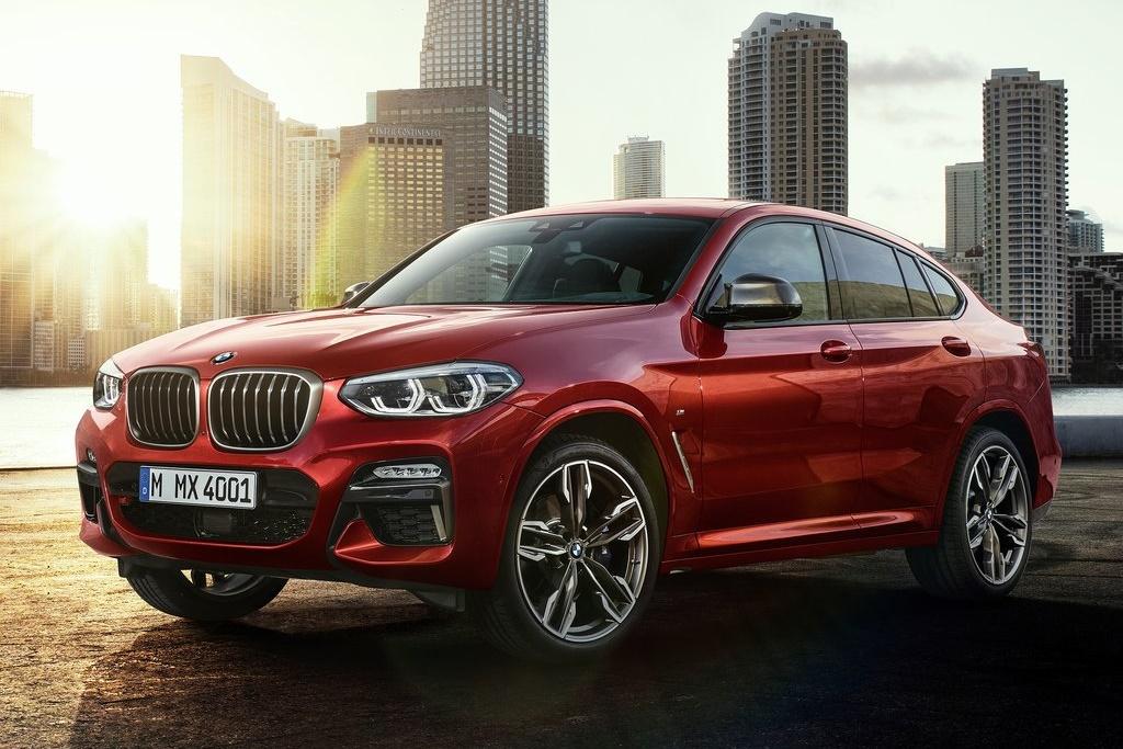Potpuno nov BMW X4 – dinamičan, efikasan i svestran (galerija i video)