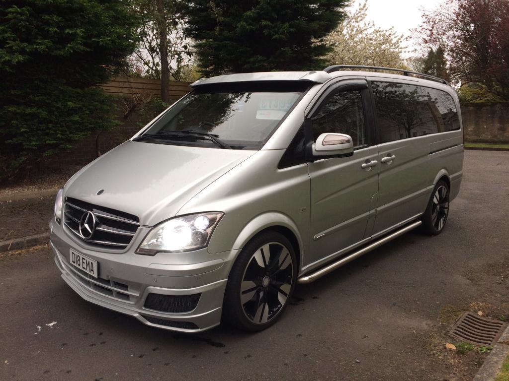 Mercedes Vito pod lupom zbog  moguće nedozvoljene emisije kod dizel modela