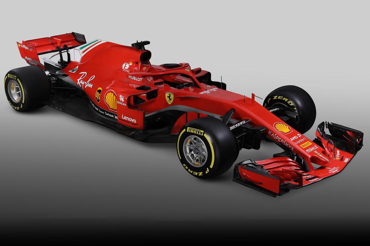 Ferrari sledi filozofiju Mercedesa sa novim SF71H