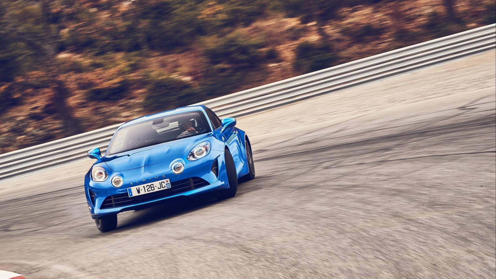 Nesreća na snimanju Top Geara, zapalio se Alpine A110
