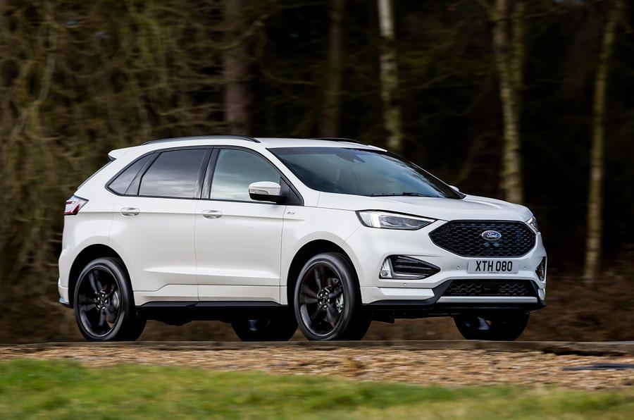 Ford ograničio prodaju modela Edge u Evropi