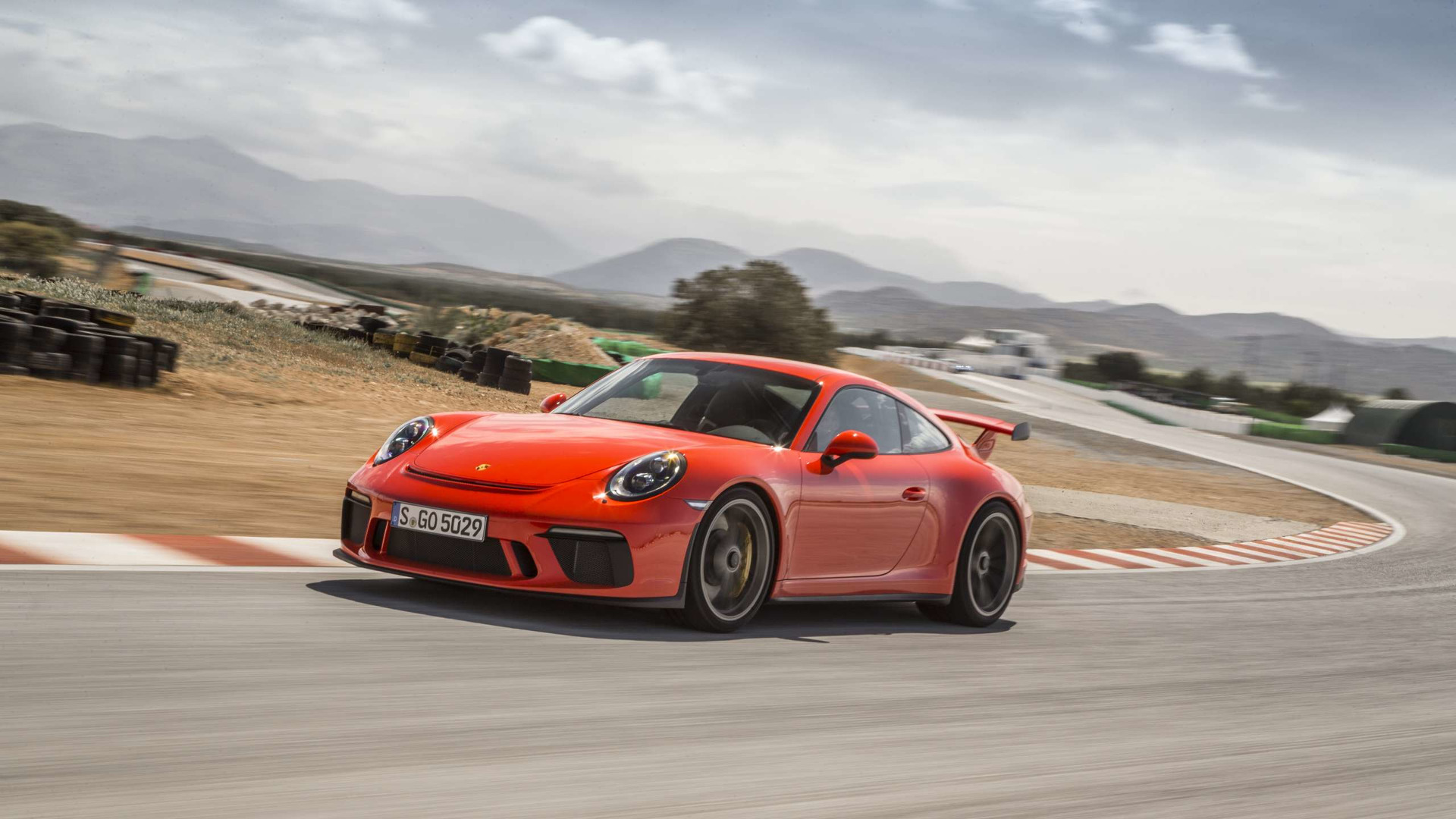 "Porsche 911 GT3 ostaje ""atmosferski"""