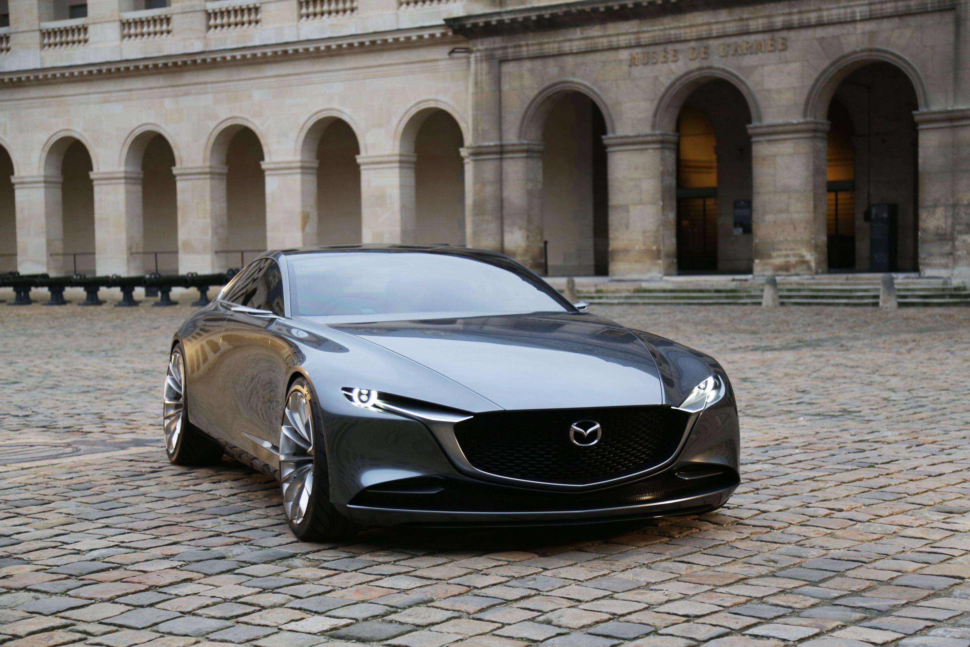 Mazda VISION COUPE osvojio nagradu za najlepši koncept