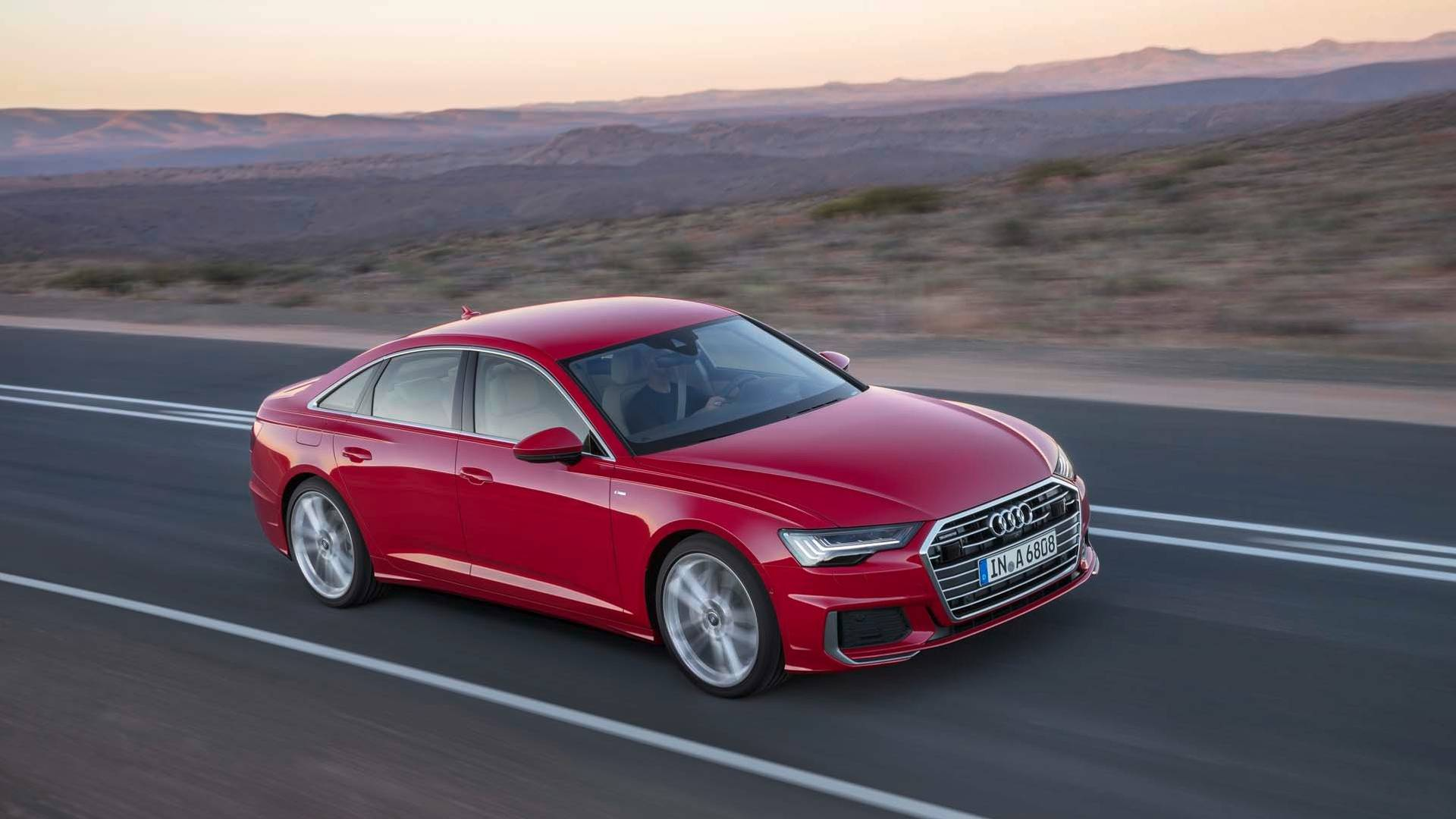 Audi A6 (2019.) (galerija i video)