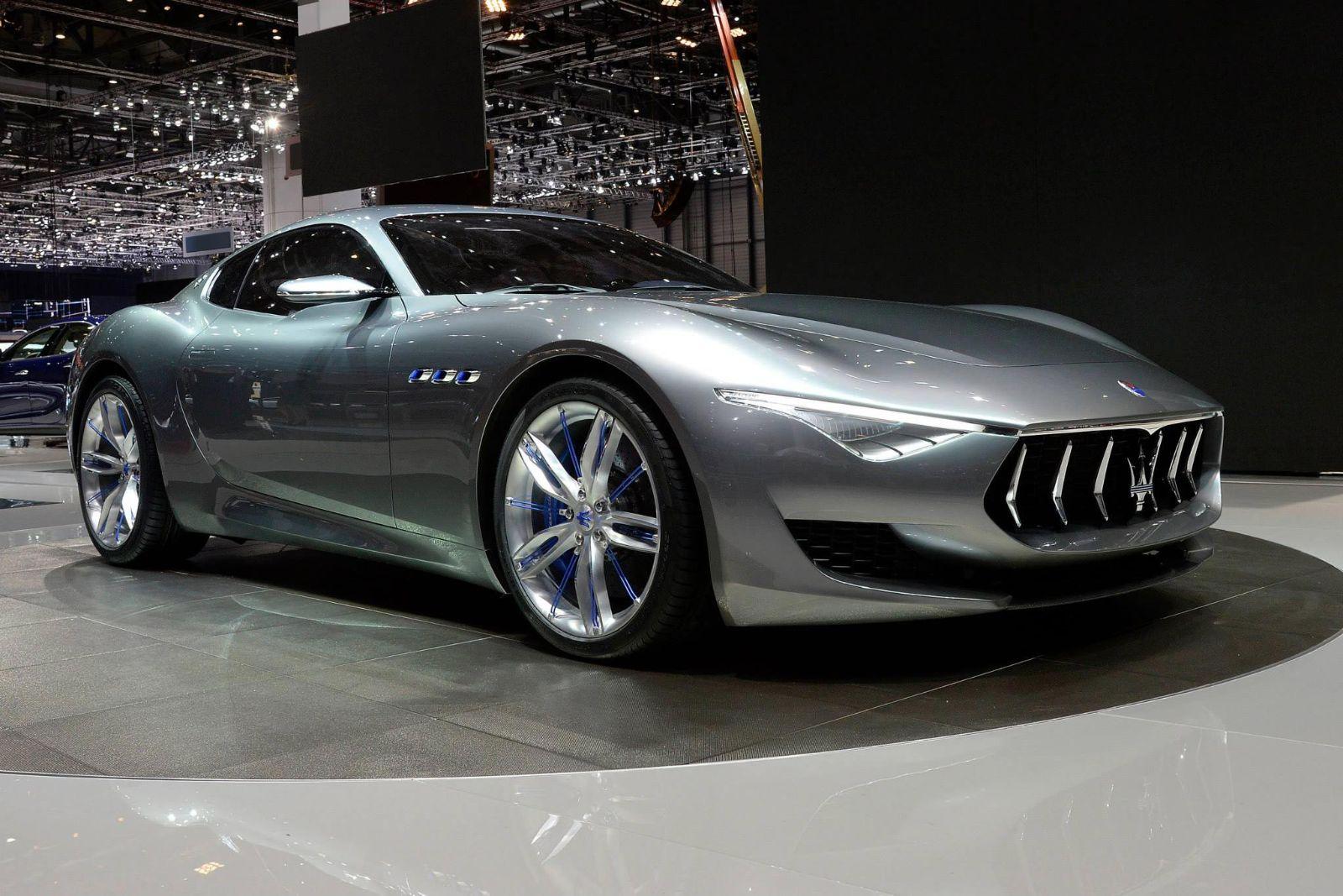 Maserati Alfieri stiže 2020. godine