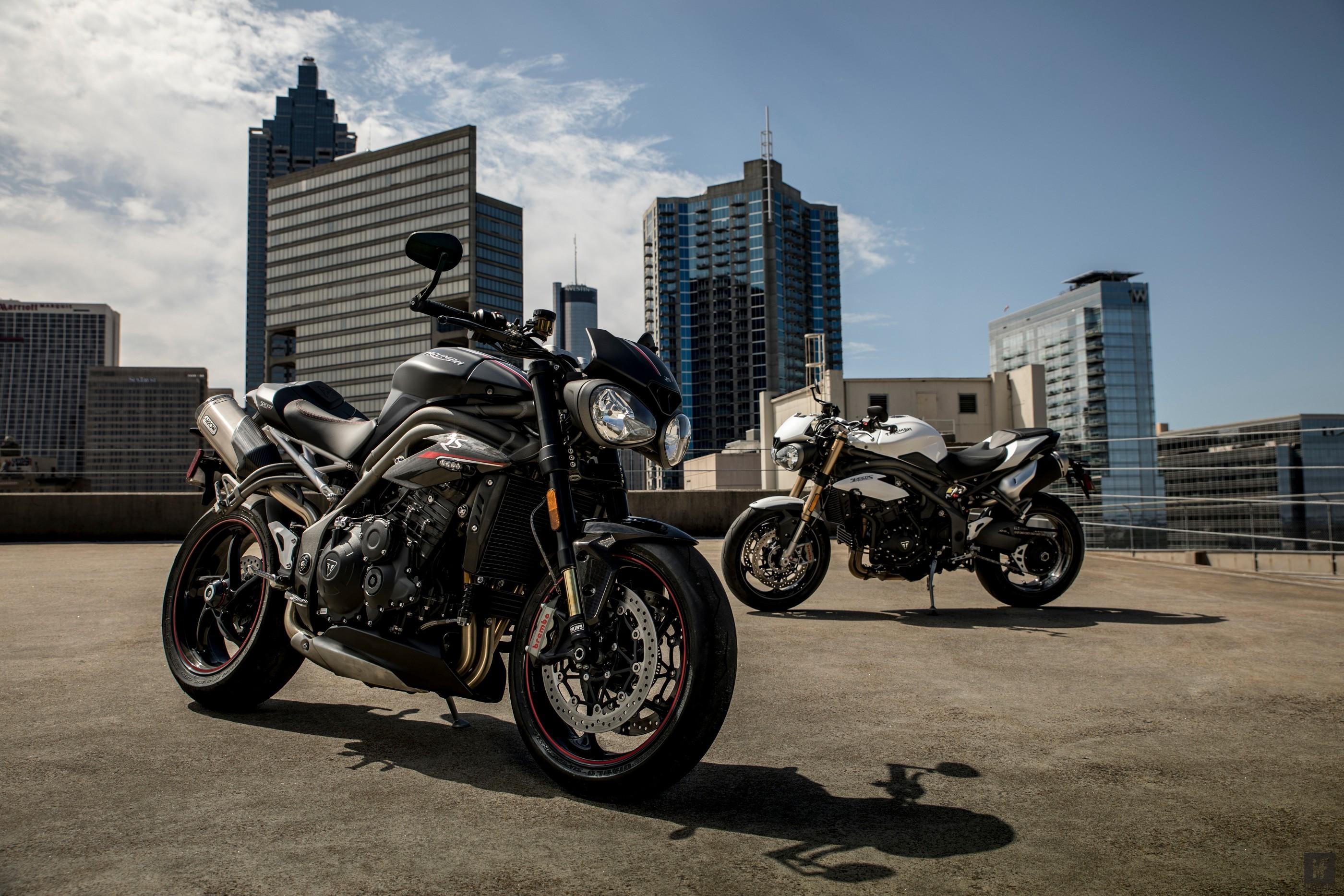 Premijera: Triumph Speed Triple S & RS (galerija)