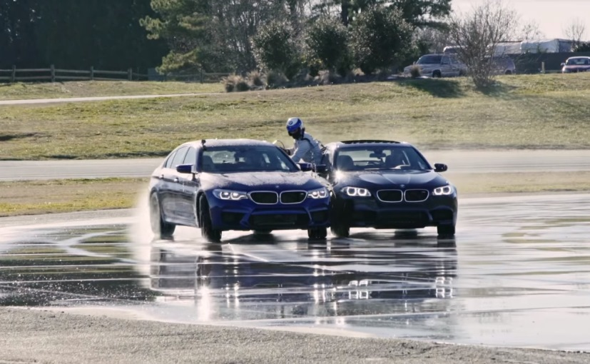 BMW-ov rekordni drift umalo upropastio bluetooth (video)