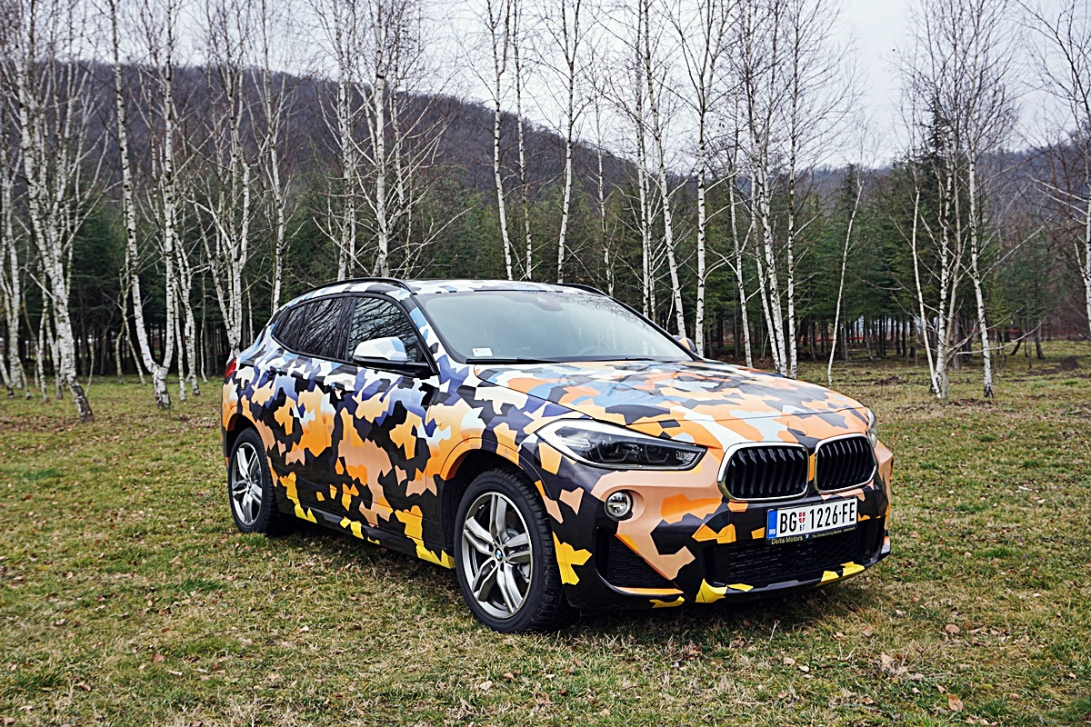 BMW X2 20d xDrive /*M Sport – Ultimate Stylish Machine (35-)