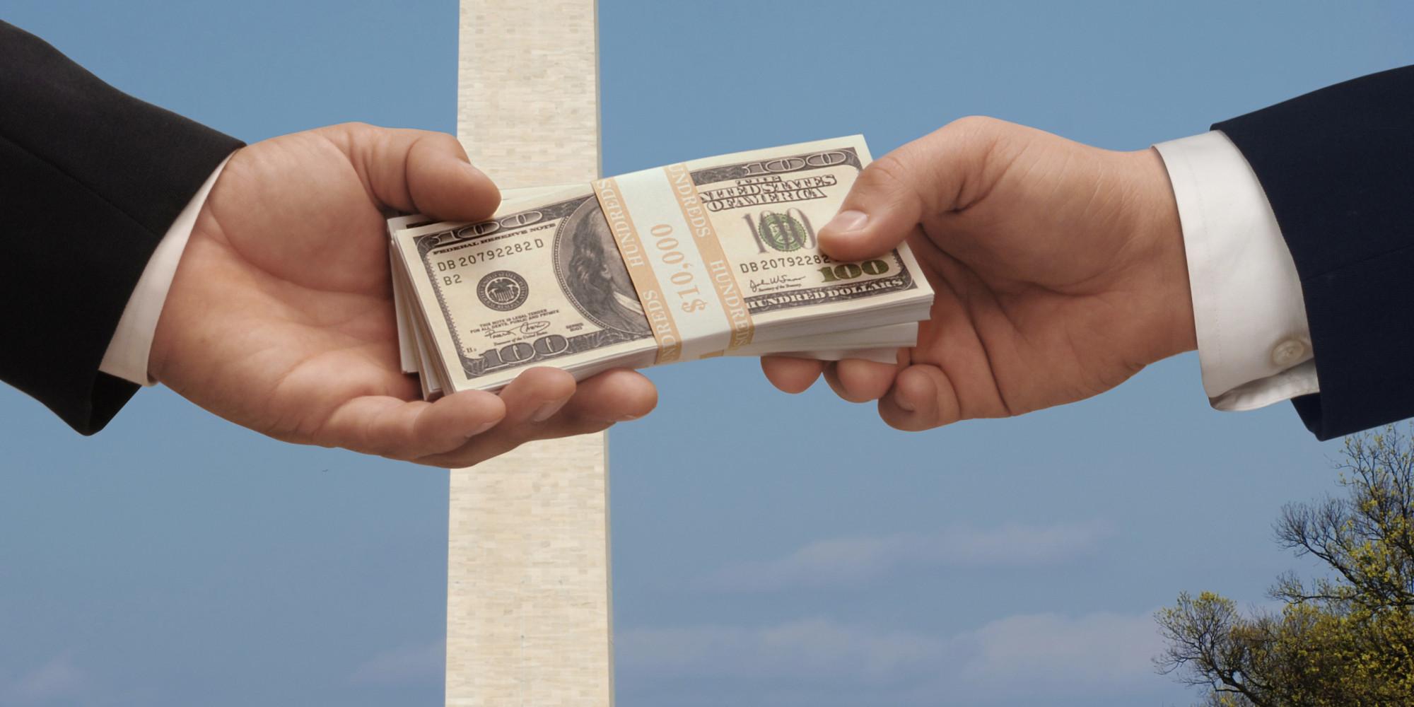 Rang lista proizvođača po visini troškova lobiranja u Americi