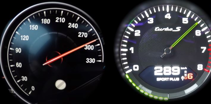 Obračun titana: Porsche Panamera Turbo S E-Hybrid vs BMW M760Li