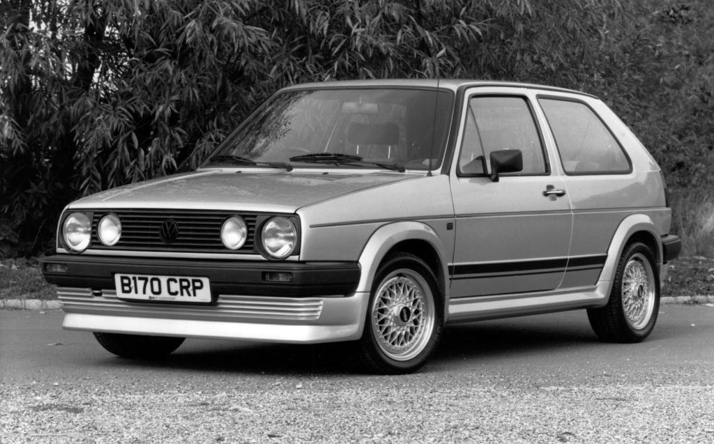 Volkswagen Golf istorija: Golf II (treći deo)