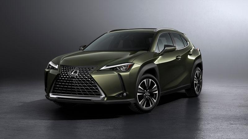 Evropa glavno tržište za Lexus UX