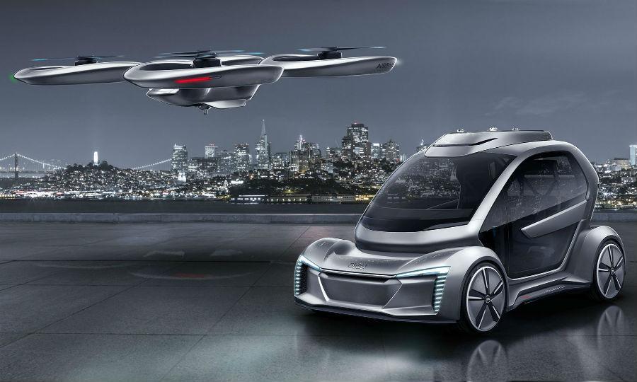 Porsche se pridružuje Daimleru, Geelyju i Italdesignu