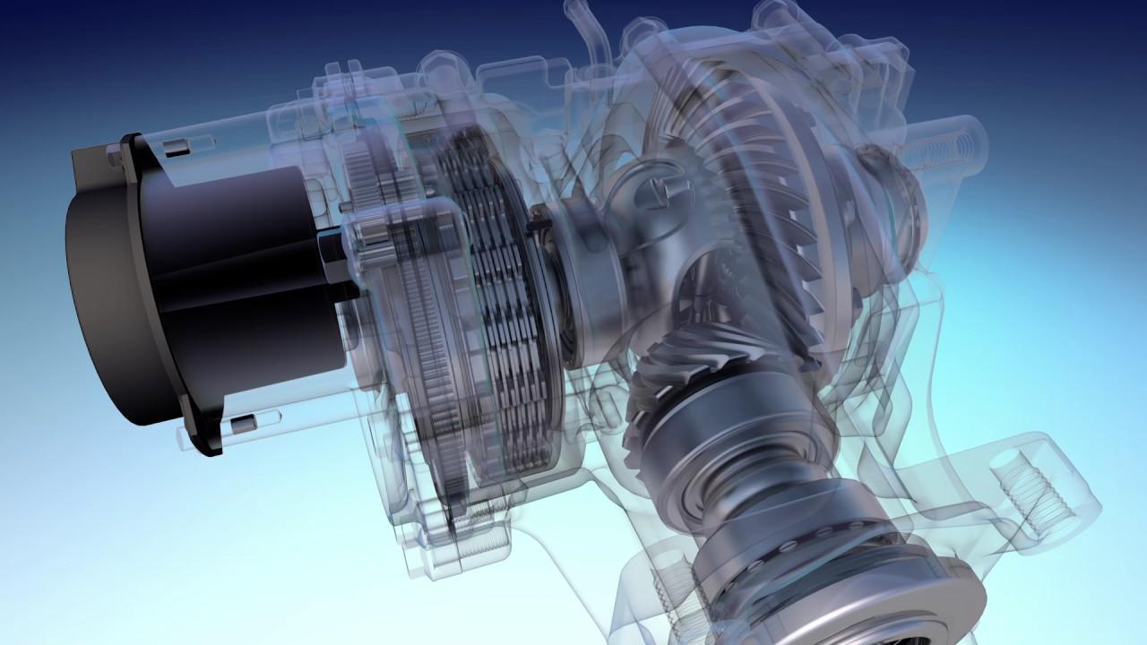 DANA pruža unapređeni AWD sa poboljšanom efikasnošću (video)