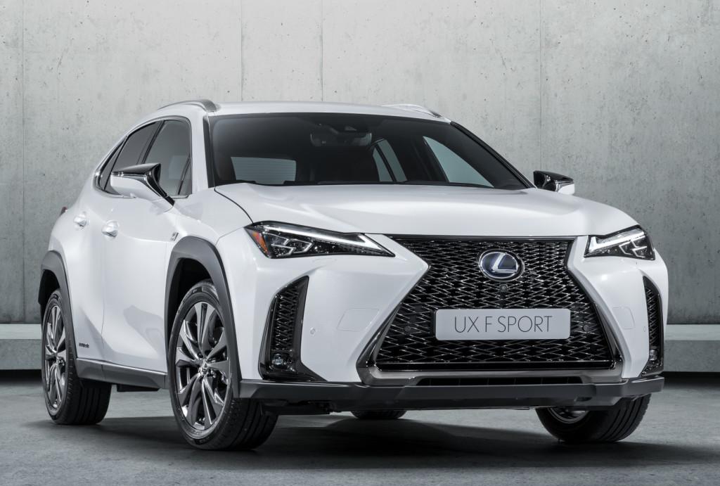 Lexus UX (2019.)