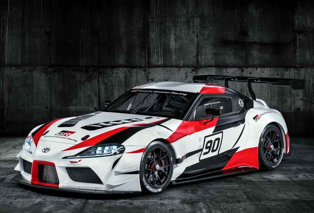 Toyota GR Supra Racing koncept