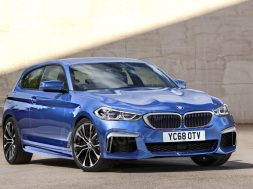 2019 BMW 1 Series  Look HD Picture