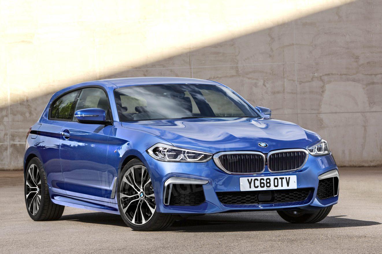 Novi BMW serije 1 će počivati na novoj platformi s prednjim pogonom