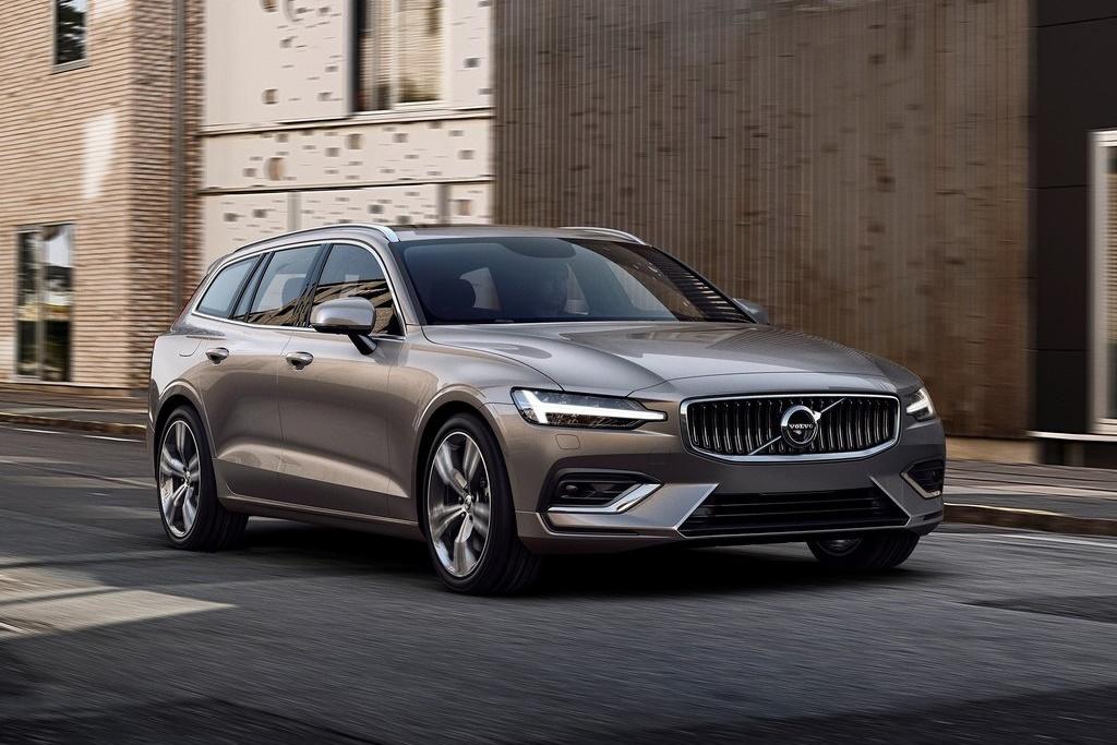 Volvo V60 (2019.)