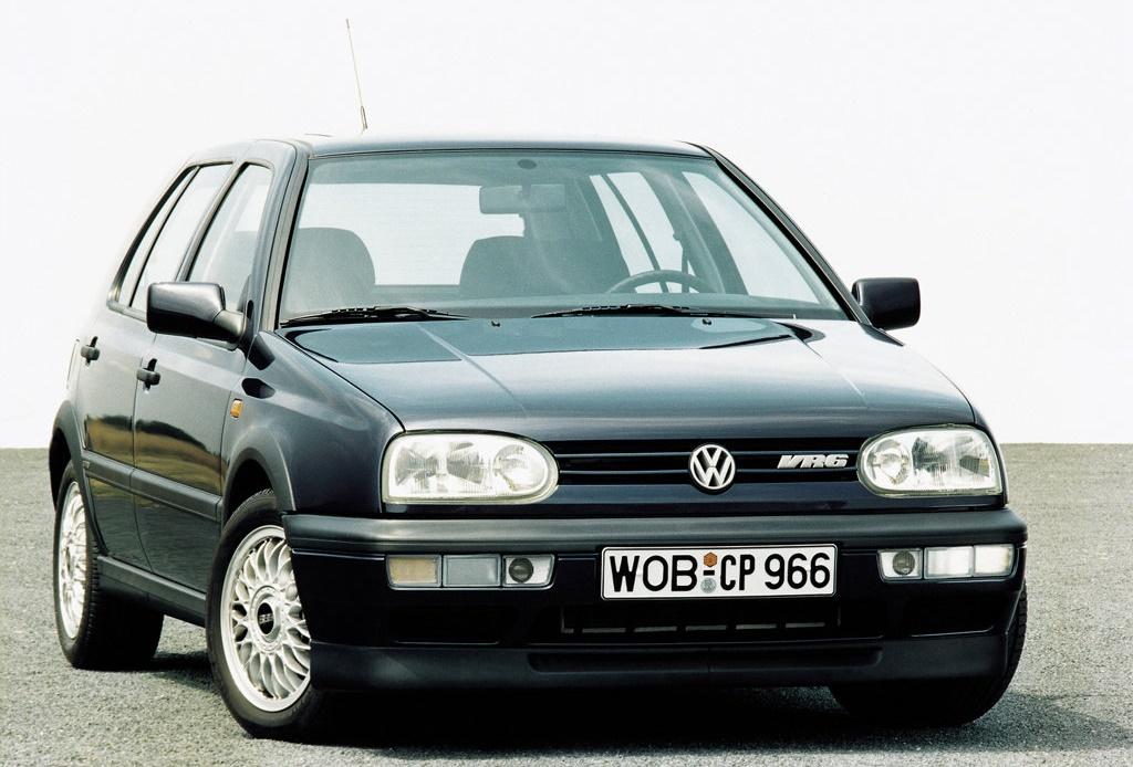 Volkswagen Golf istorija: Golf III (prvi deo)