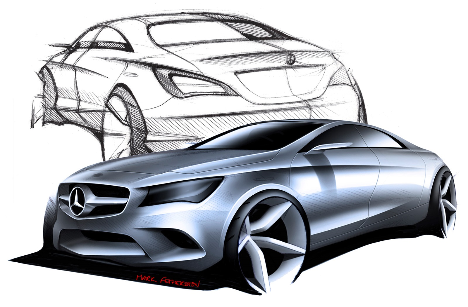 BMW i Mercedes uvode smireniji dizajn, Lexus agresivniji