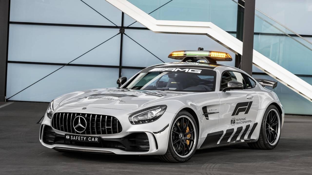 Mercedes-AMG GT R novi F1 bezbednosni automobil