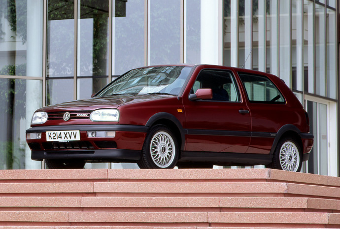 Volkswagen Golf istorija: Golf III (drugi deo)