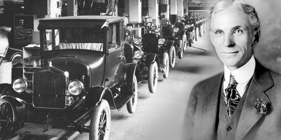 Zanimljivost dana: Kako je GM mogao da postane vlasnik Forda