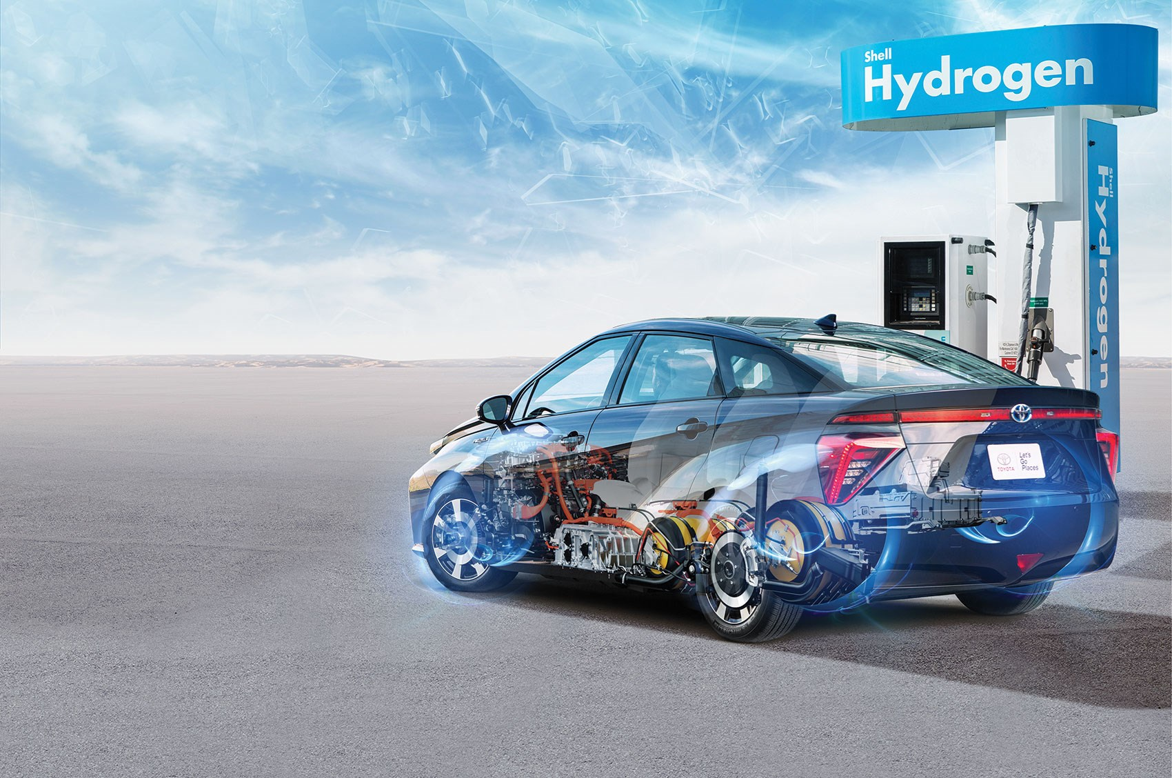 Vodonik kao važna sirovina u automobilskoj industriji današnjice