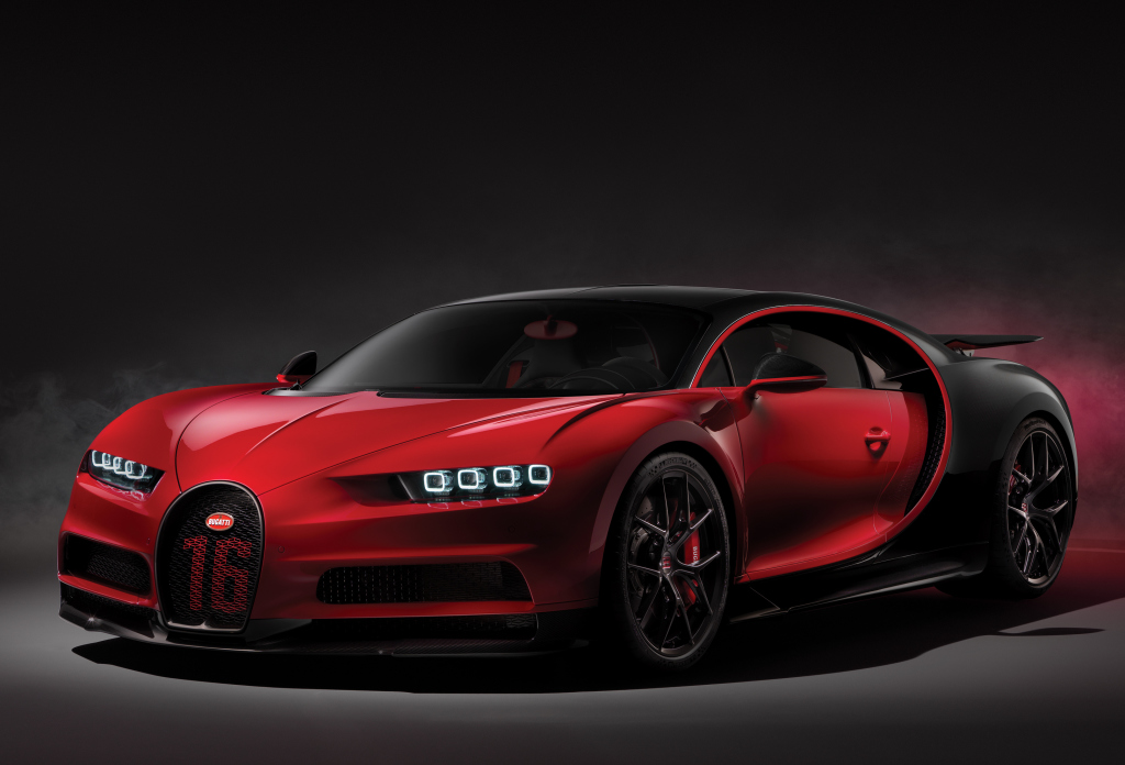 Bugatti Chiron Sport (2019.)